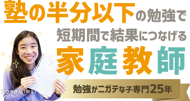 埼玉 家庭教師